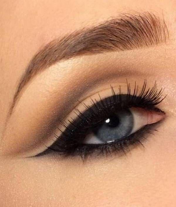 Makeup Ideas 2017 2018 Step By Step Eye Makeup For Hazel Eyes
