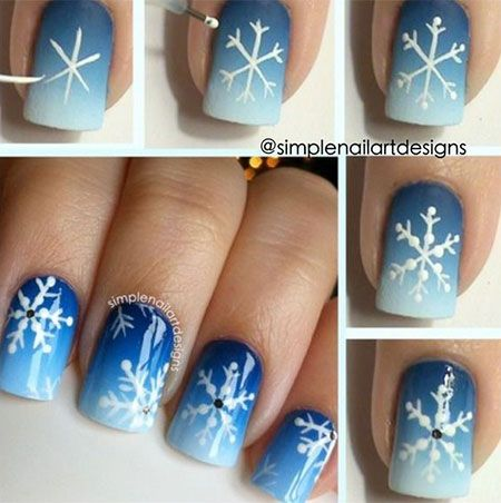 Step-By-Step-Winter-Nail-Art-Tutorials-2013-2014-For-Beginners-Learners-3.jpg 45...