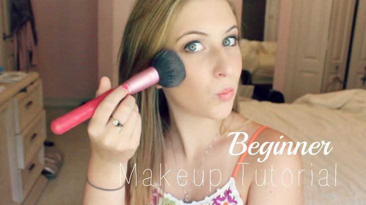 Talk-Through Makeup Tutorial for Beginners + My Favorite Brushes