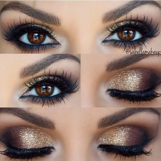Makeup Ideas 2017/ 2018   The Only Holiday Makeup Tutorials You'll