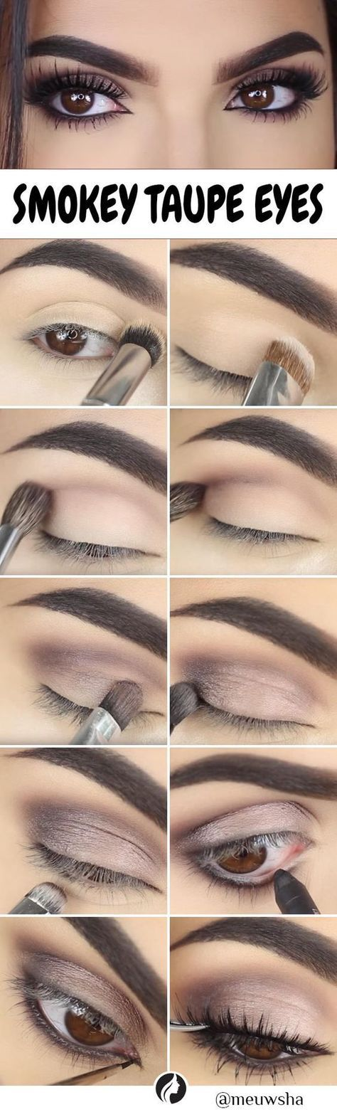 The Ultimate Step-By-Step Tutorial for Perfect Makeup Application. Start with a ...