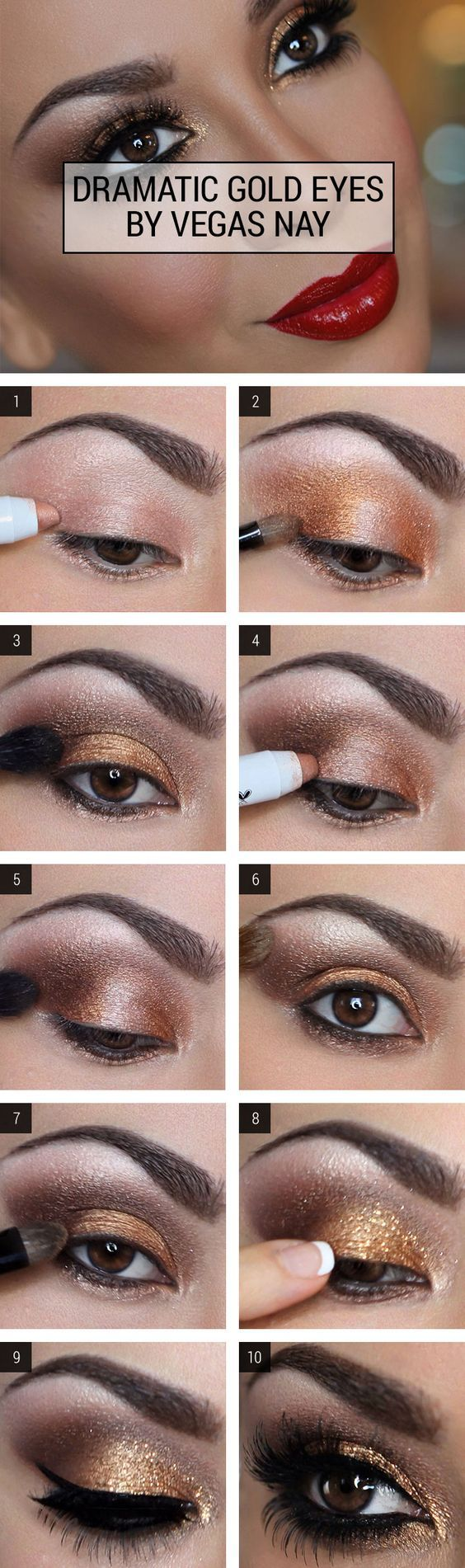 Top Beauty Secrets of Girls Who Always Have On-Point Makeup - Page 3 of 3 - Tren...