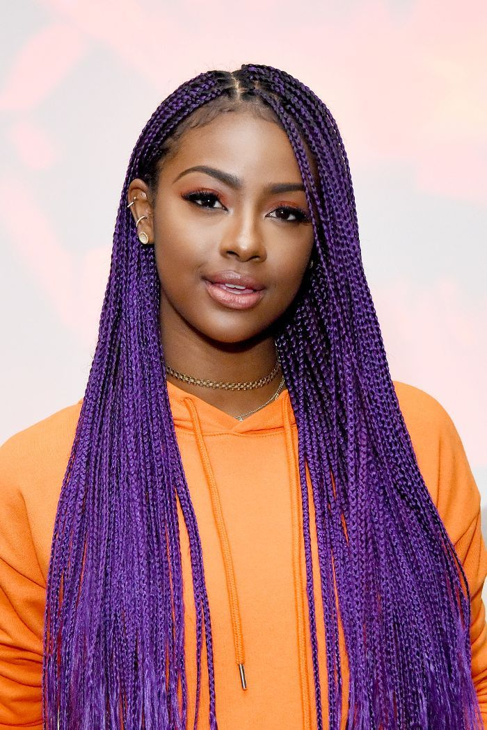 Spring is near, which means heat-protective styles are in session. Inside, find ...