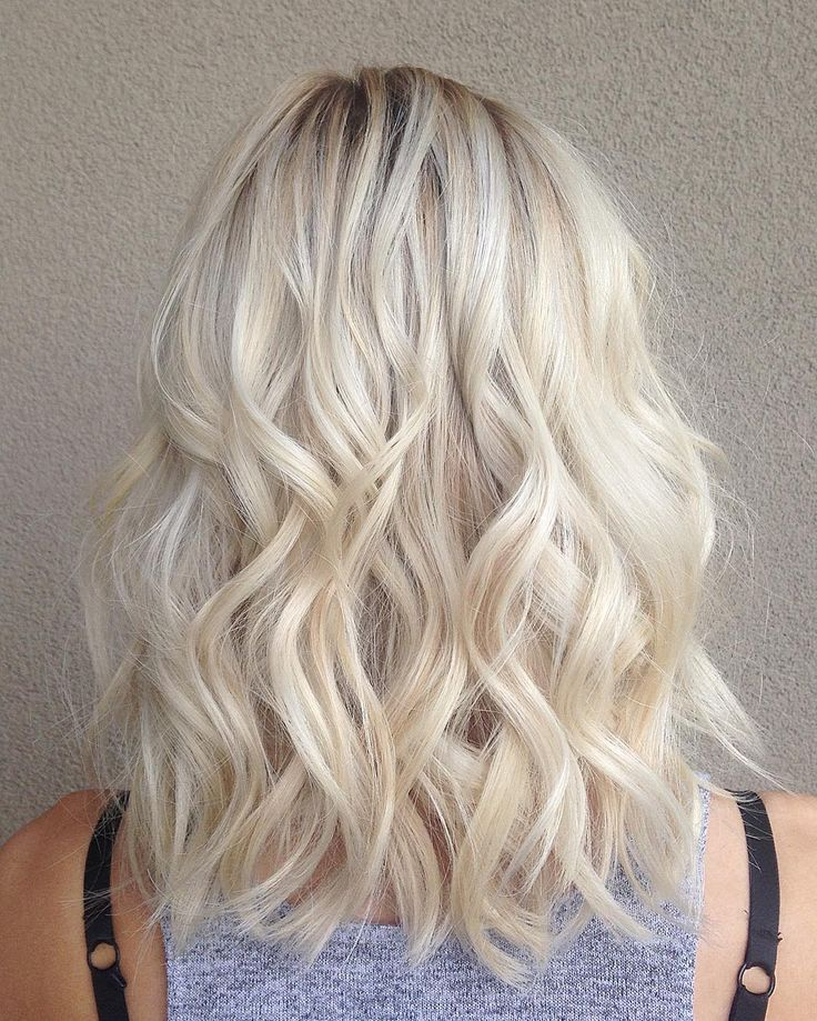 Best Hairstyles For 2017 2018 50 Ideas For Platinum Blonde Hair