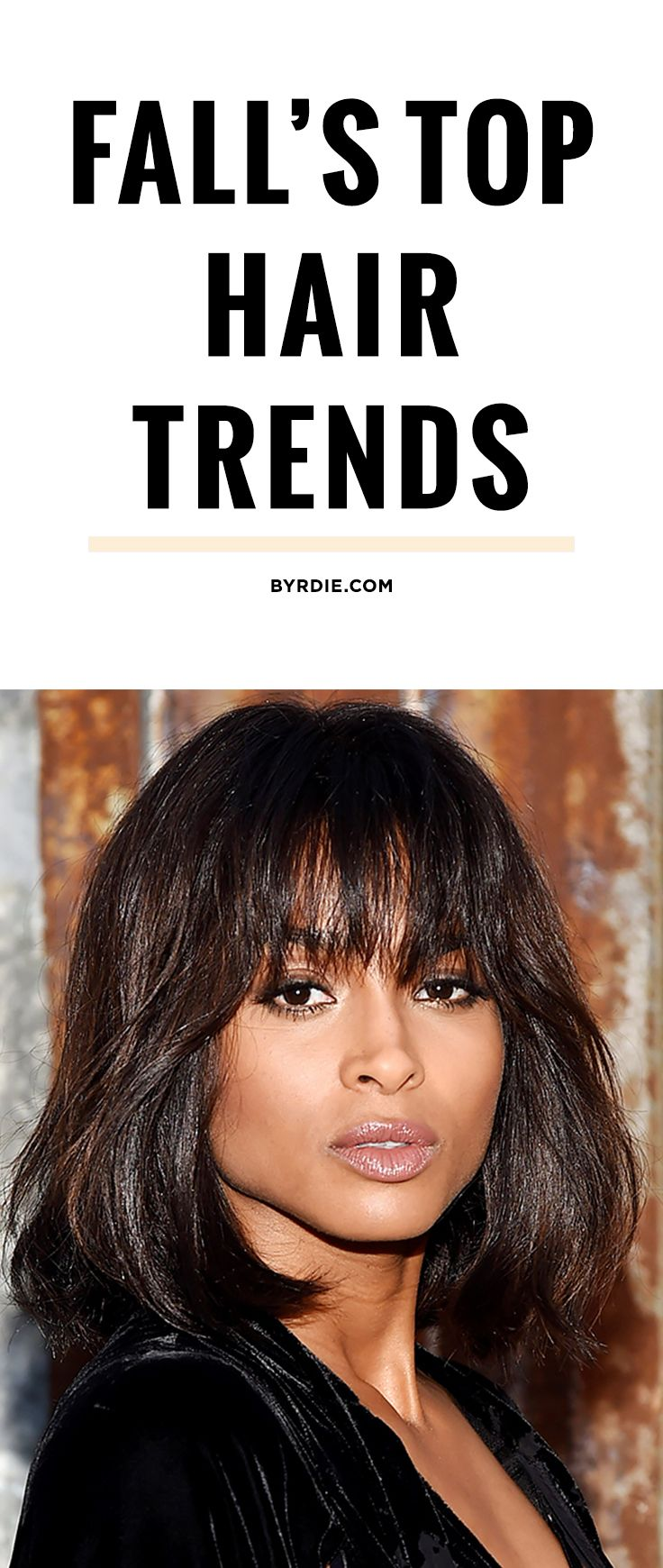 A celebrity hairstylist decodes fall's top 3 hair trends