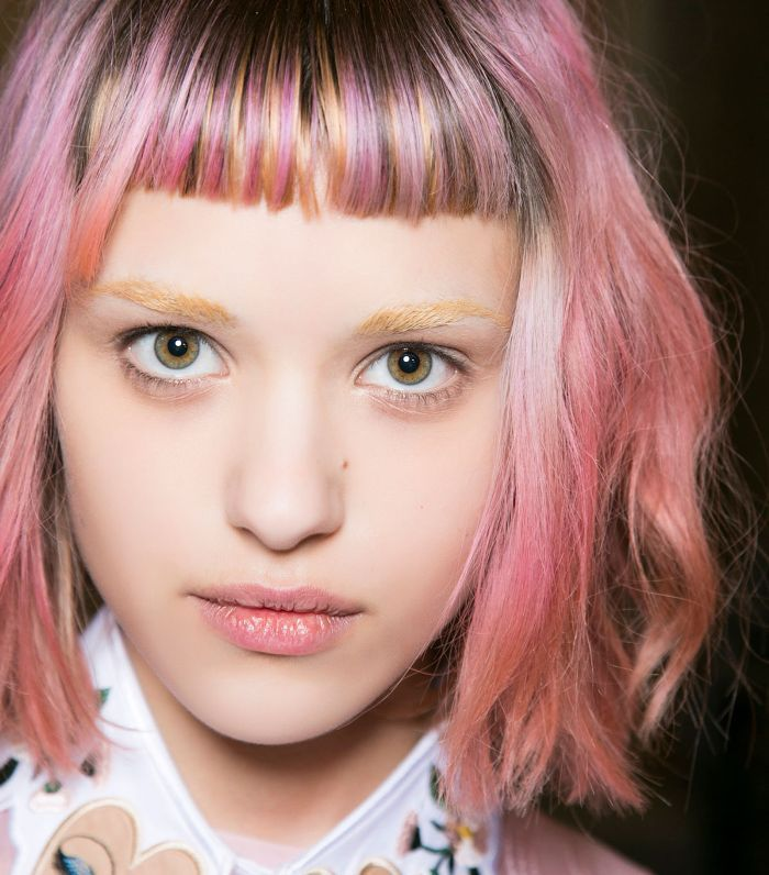Celebrity colorists reveal the 2018 spring hair colors to try. See them all here...
