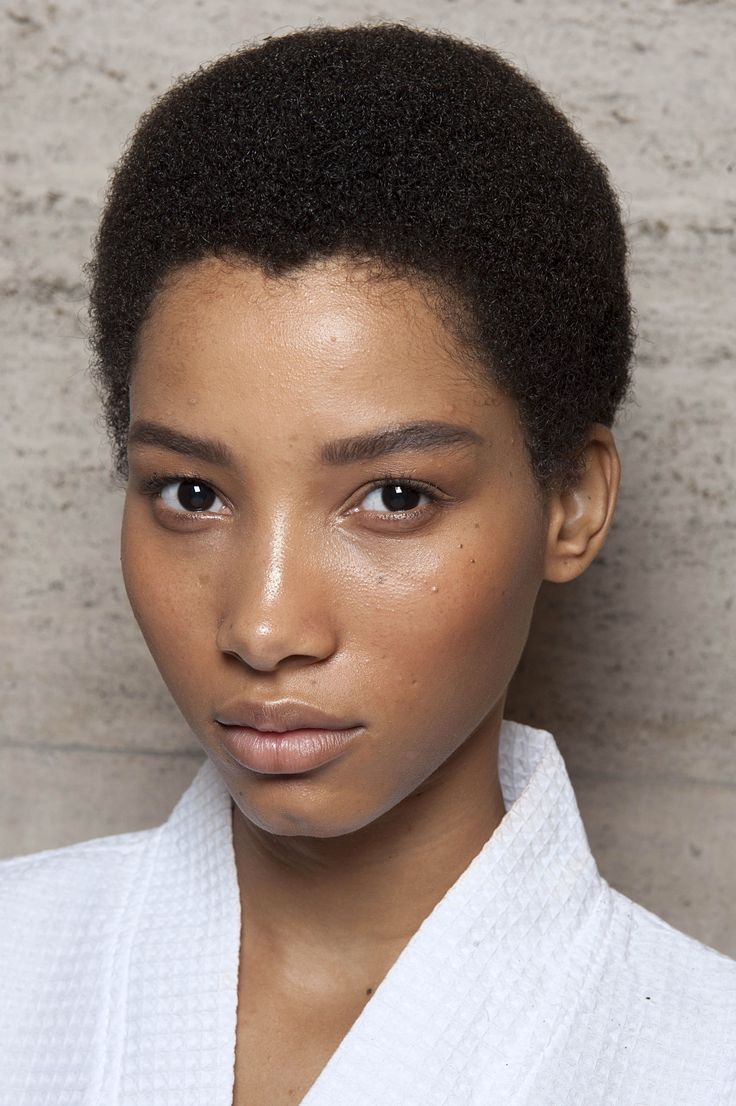 Embrace natural hair texture