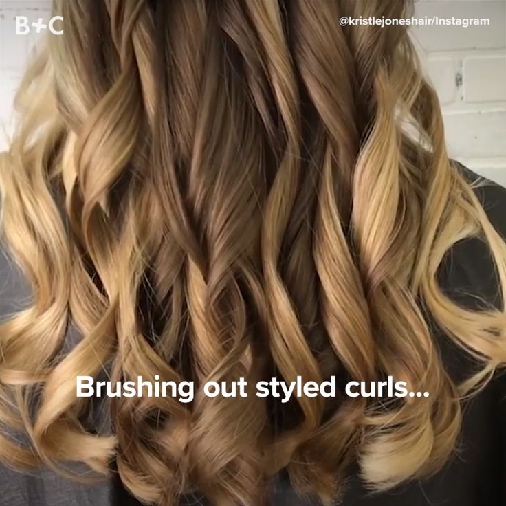 Get your curling irons ready!