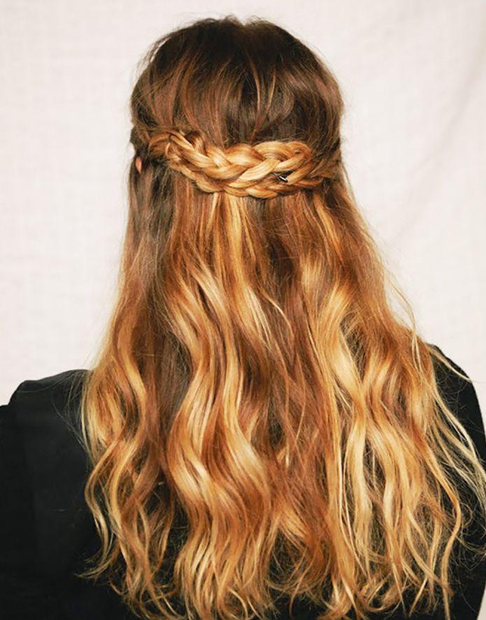 The half braid