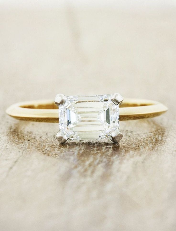 12 Eco-Friendly #engagementrings that will make your heart melt | This one is Ke...