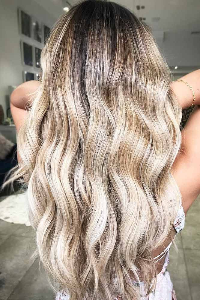 Some Balayage Tips Natural Color ❤️ If you have completely fallen in love wi...