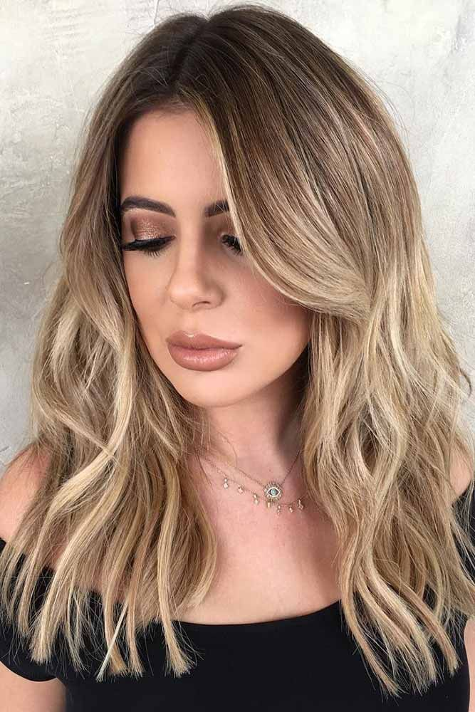 What Colors Look Good With Light Brown ❤️ See light brown hair color variati...