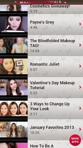 ✿ Makeup Tutorials & Beauty Tips ✿ is all you need to become a makeup artist...