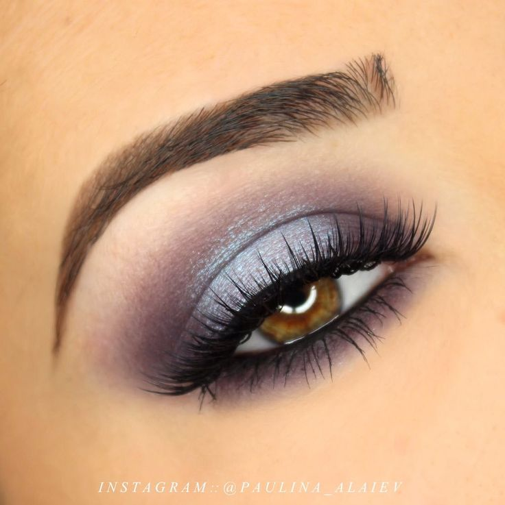 1. Sweep 'fairytale' through the crease. 2. Apply 'motown' to the outer ...