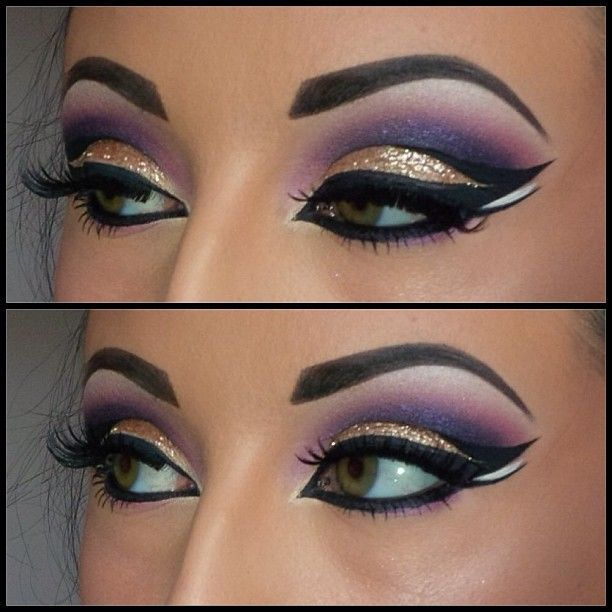 10 Best Arabian Eye Makeup Tutorials With Step by Step Tips …