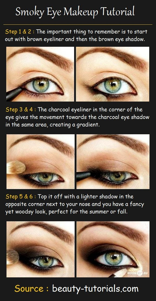 10 Eye Makeup Tutorials for Beginners                              …          ...