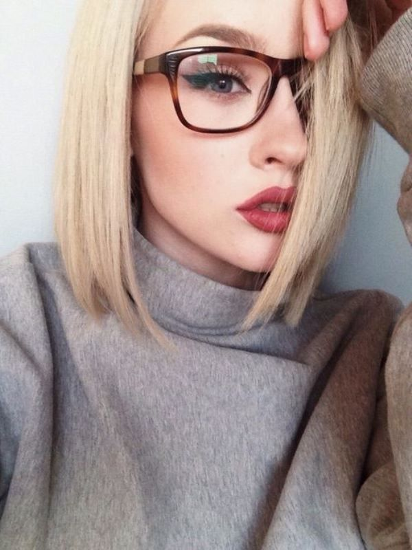 3-smart-tricks-and-17-stylish-makeup-ideas-for-glasses-wearers-9 Styleoholic | S...