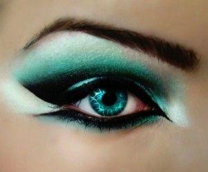 Cool Makeup Ideas With Cool Lips | Makeup tips & Eye makeup advice - Cute vs. Be...