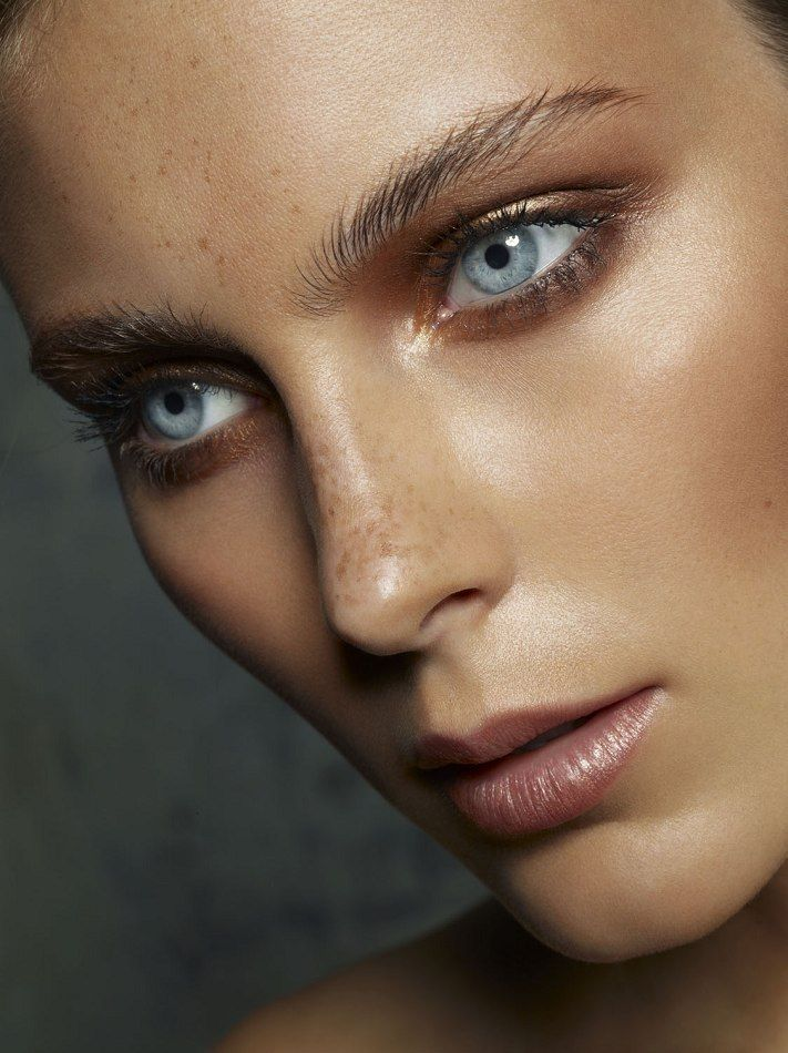 Ellie Ross for Vogue Beauty _