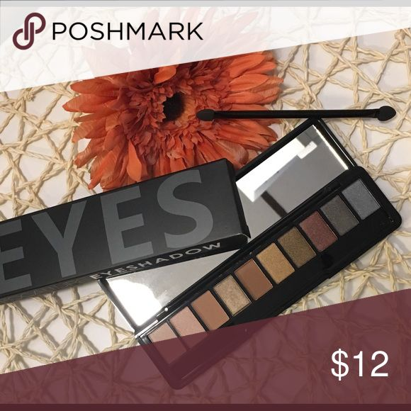 Focallure🖤Eyeshadow Palette with Applicator This is a brand new Focallure Eye...