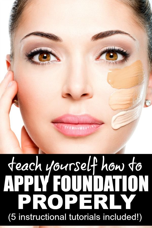 From the top 10 foundation recommendations, to 10 different foundation applicati...