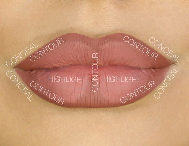 How To: Full Plump Lips                                                         ...