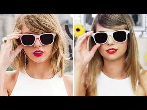 How To Look Like Taylor Swift | 1989 Makeup Tutorial - YouTube  Oh hey! Cool! Th...