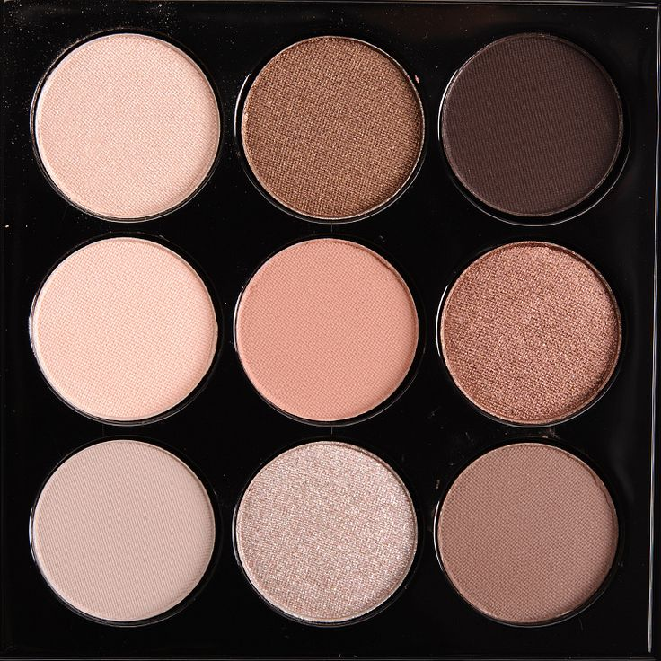 M·A·C MACnificent Me Eyeshadow Palette │ M·A·C 9色特調眼彩盤