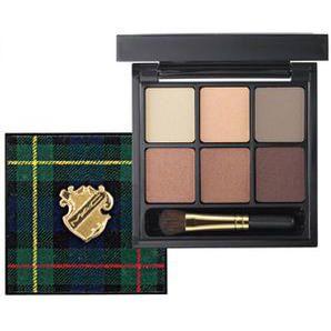 MAC Eyeshadow Palette Dashing Lassie Tartan Tale Collection