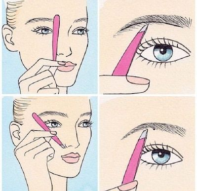 Makeup info graphics for beginners or for people looking to up their makeup game...