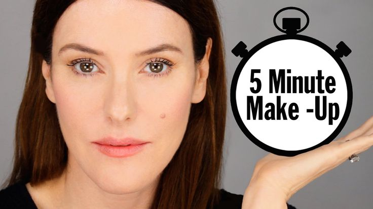 My 5 Minute Makeup Look www.lisaeldridge....
