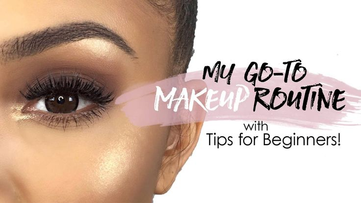 My Go-To Makeup Routine ft. Tips for Beginners | Alyssa Forever - YouTube