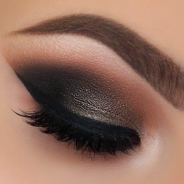 Prom Makeup, 5 Latest Tremendous Smokey Eye Makeup Tutorials Perfect for…
