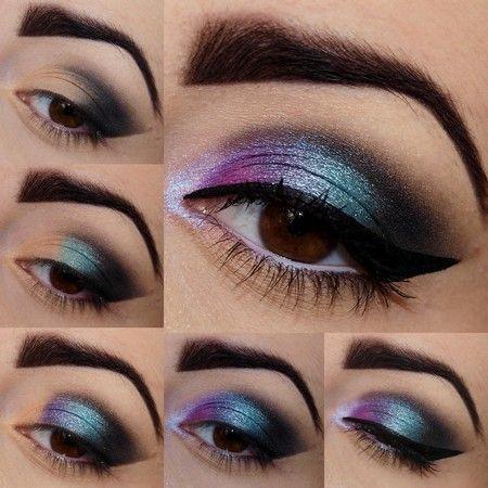 Shiny Colors www.makeupbee.com...