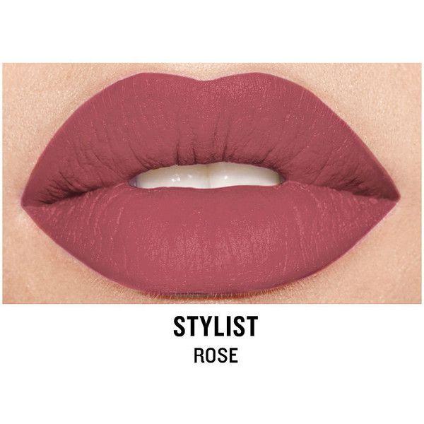 Smashbox Be Legendary Cream Lipstick, Stylist Matte 1 ea ($21) ❤ liked on Poly...