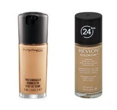 Swap MAC Shade NC25 for Revlon Colorstay 24hrs Makeup in Warm Golden 310 for one...