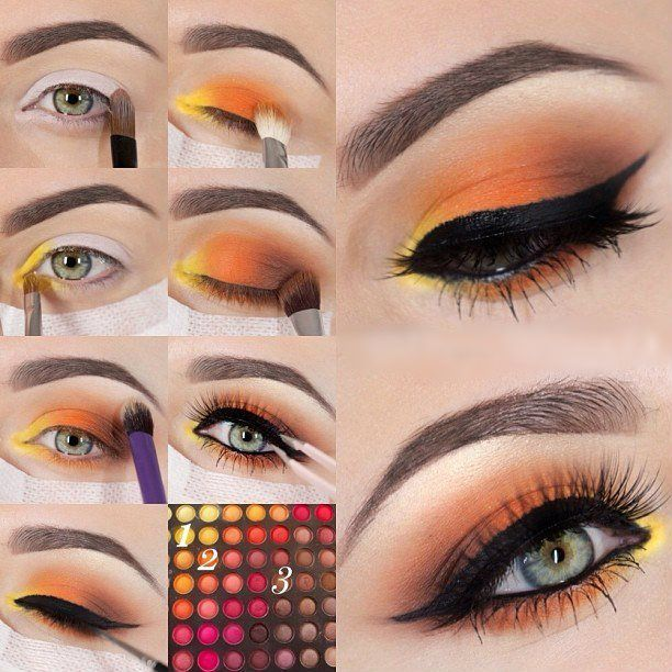 The Best Makeup Tutorials You Must See BY the one and only MAYA MIA!! on youtube...