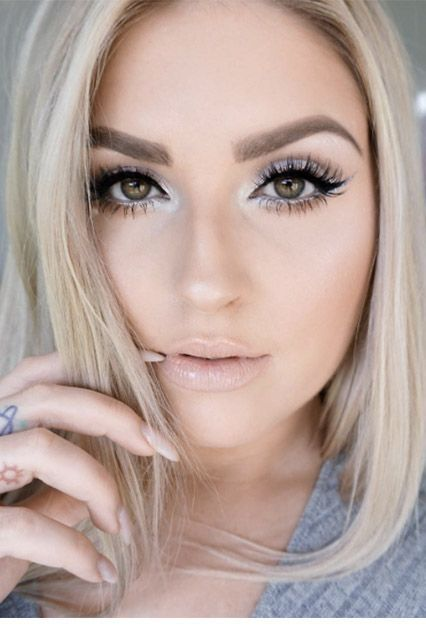 The Best YouTube-Vlogger Beauty Collabs Of The Year #refinery29 www.refinery29.c...