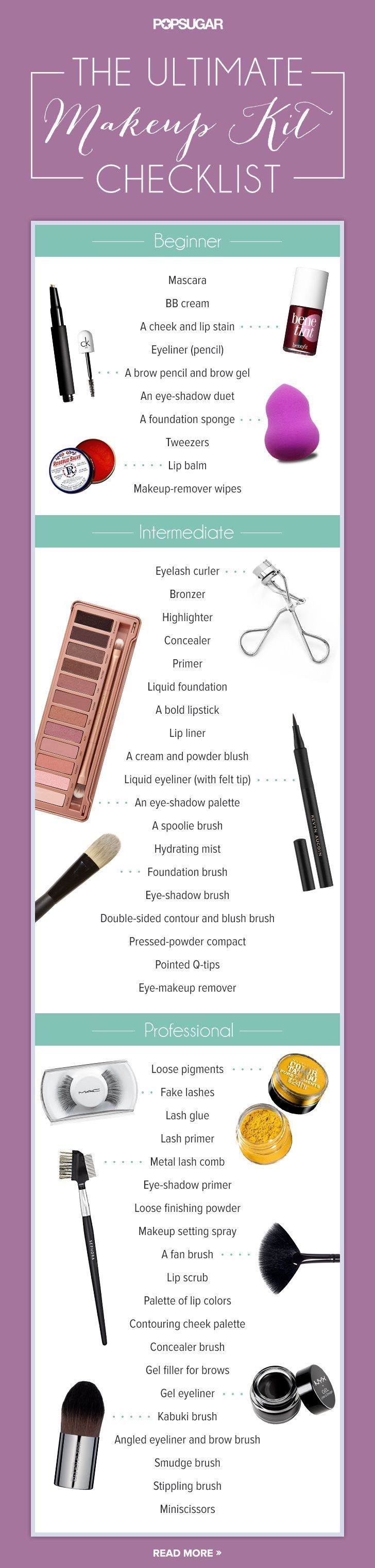 The makeup items every woman needs in her kit! | thebeautyspotqld....