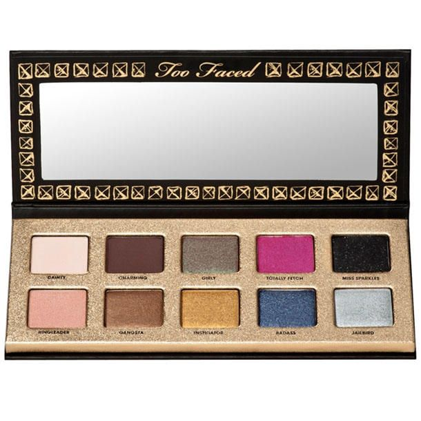 Too Faced Eyeshadow Palette Pretty Rebel  SALE $46.80