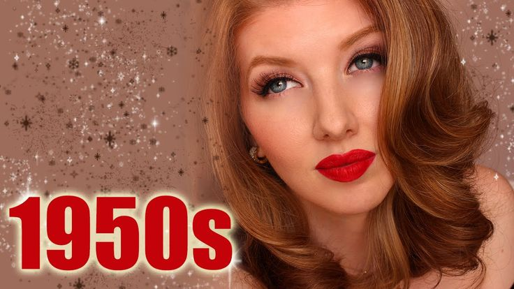 Travel back in time with me to the 1950s and I'll show you a historically accura...