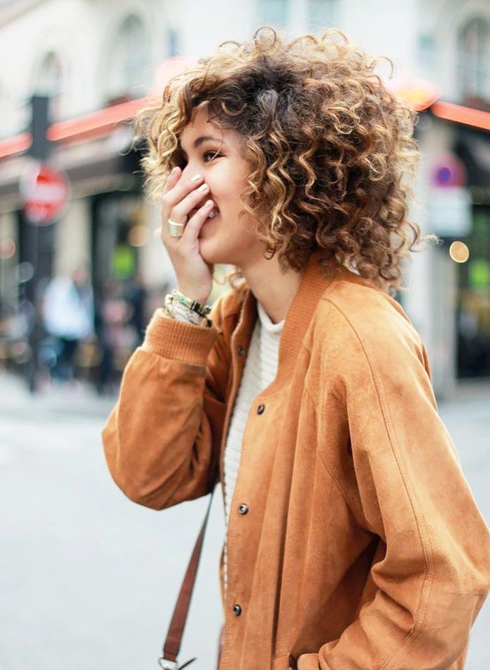 Finding flattering haircuts for curly hair isn't always easy, but we've ...