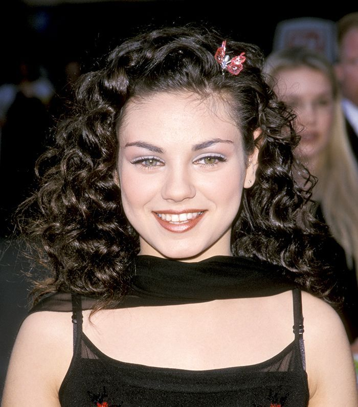 Every decade is defined by some major hair moments and not surprisingly, the &#3...