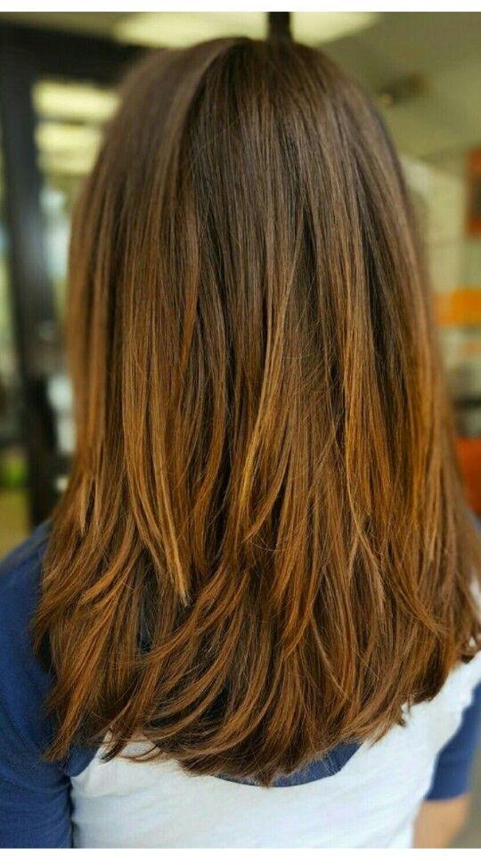 Peinados y tintes