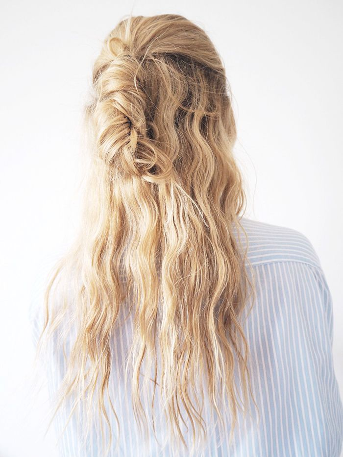 Put away the heat tools: These easy hairstyles require minimal effort and zero h...