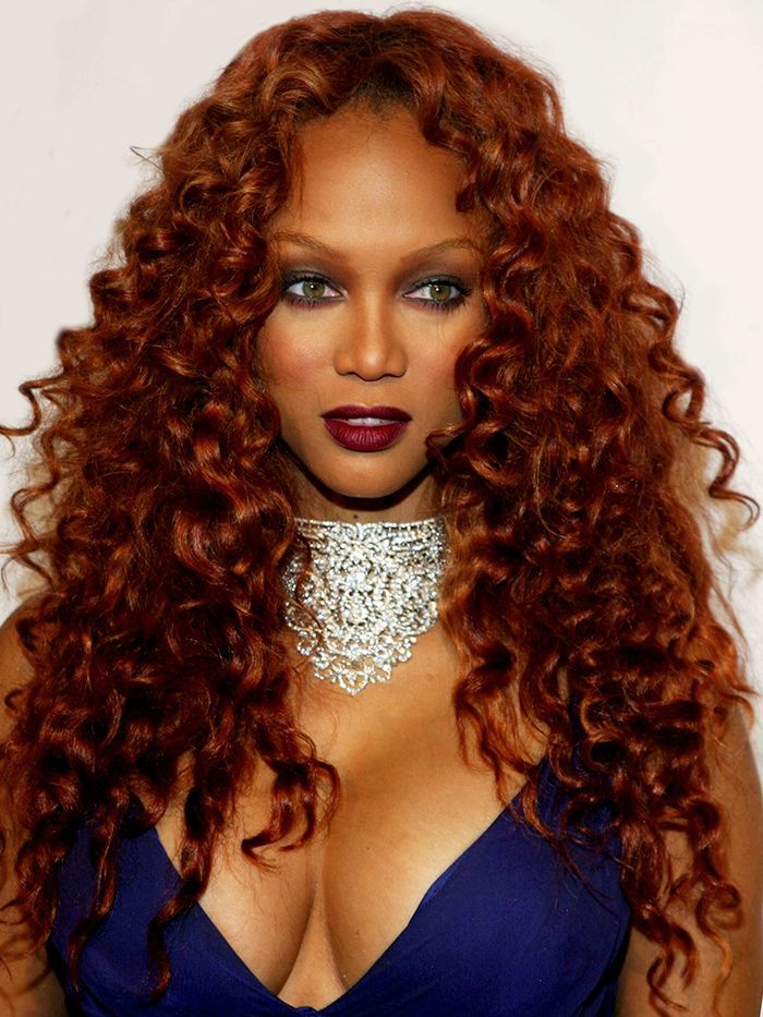 Thinking of transforming your locks to dark red or going a little deeper with yo...