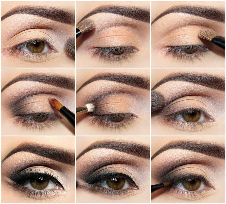 макияж для карих глаз: 45 тыс изображений най...