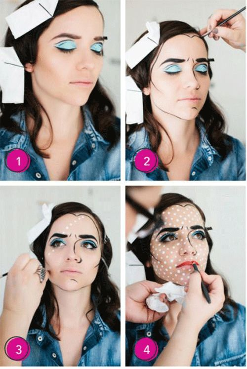 25-step-by-step-halloween-makeup-tutorials-for-beginners-2016-20