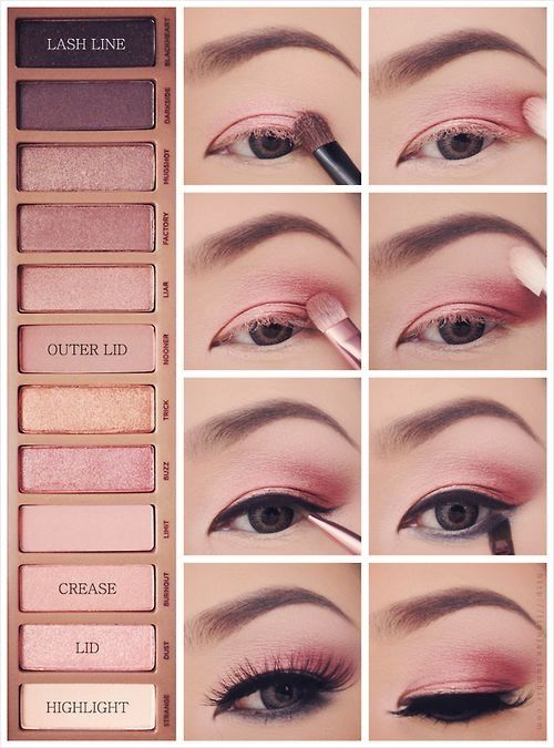 3 Palette Eye Makeup Pictures, Photos, and Images for Facebook, Tumblr, Pinteres...