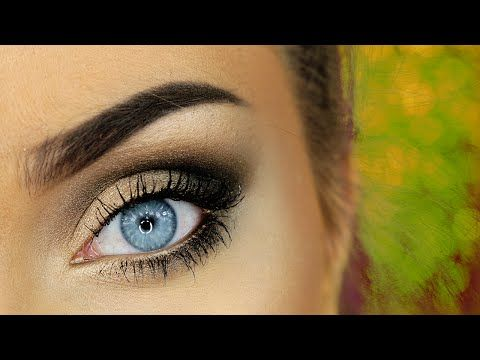 7 Naked Palette Tutorials For Blue Eyes That You Can Do Even Without The Naked V...